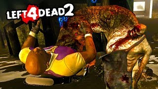 Download LEAVING A MAN BEHIND! - Left 4 Dead 2! Video