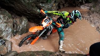 Download Hard Enduro ⭐ Show ⭐4th Race Edition ▶ Nirvana Xtreme 2016 ◀ 4K Video