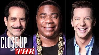 Download Full Comedy Actors Roundtable: Tracy Morgan, Sean Hayes, Marc Maron, Ray Romano | Close Up with THR Video
