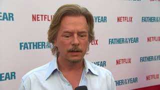 Download David Spade: Family 'pulling it together' after Kate Spade's death Video