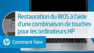 Download Restauration du BIOS à l'aide d'une combinaison de touches pour les ordinateurs HP Video