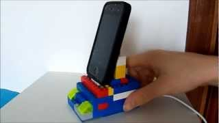 Download The Evolution of my LEGO iPhone Dock Video