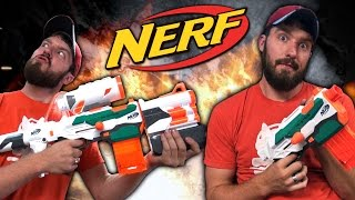 Download MISSING MISSILE | Nerf Modulus Toy Chest Video