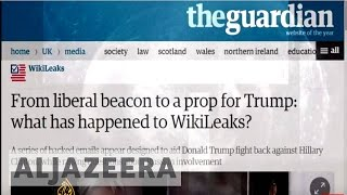 Download WikiLeaks: Neutral reporter or political player? - The Listening Post (Full) Video