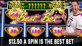 Download 🧨 $12.50/Spin is The BEST BET 🧐 Doubters Come See This One! Video