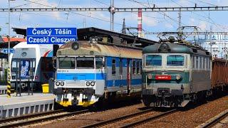 Download Trains - Český Těšín (CZ) - 16.7.2017 Video