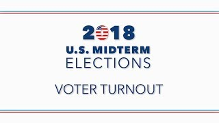 Download How voter turnout could affect the 2018 midterm elections Video