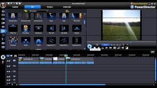 Download ″How to edit video's″ in ″CyberLink PowerDirector″ Video