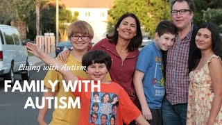 Download Family living with Autism: Meet the Asners Video