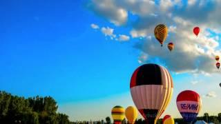 Download Gatineau Hot Air Balloon Festival / Montgolfieres de Gatineau 2012 - Time Lapse Video