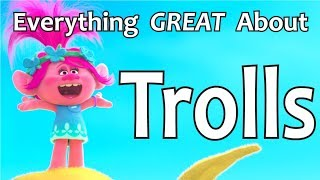 Download Everything GREAT About Trolls! Video