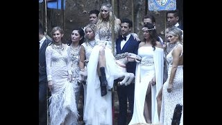 Download Dancer Mark Ballas And BC Jean In A Spectacular Malibu Wedding Video