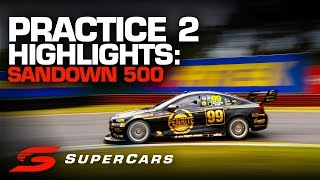 Download Highlights: Practice 2 Sandown 500 | Supercars Championship 2019 Video