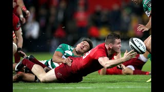 Download Round 1 Highlights: Munster Rugby v Benetton Treviso Video
