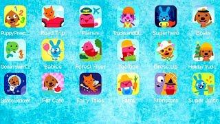 Download Sago Mini Super Juice,Puppy Preschool,Pet Cafe,Fairy Tales,Toolbox,Superhero,Babies Dress Up Video