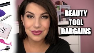 Download TOP BARGAIN BEAUTY TOOLS | As Good or Better Than High End Video