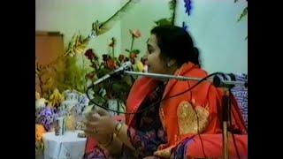 Download 1984-1123 Jesus Puja Talk, Hounslow, London, CC, DP Video
