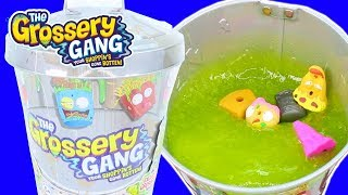 Download SEASON 3 GROSSERY GANG | SERIES 3 UNBOXING TIN CAN | COLLECTORS TIN CAN PUTRID POWER | Toy Unboxing Video