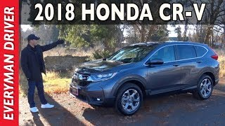 Download Watch This: 2018 Honda CR-V Review on Everyman Driver Video