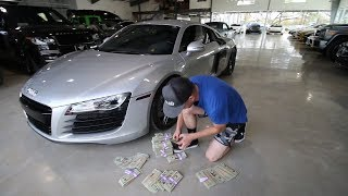 Download Buying my new Supercar in CASH!! Video