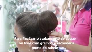Download Passo a Passo coque princesa Video
