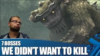 Download 7 Videogame Bosses We Didn't Want To Kill Video