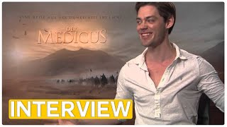 Download Medicus | Tom Payne EXCLUSIVE Interview (2013) Video