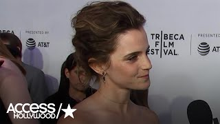 Download Emma Watson Says She 'Would Love' To Do A 'Beauty And The Beast' Sequel! Video