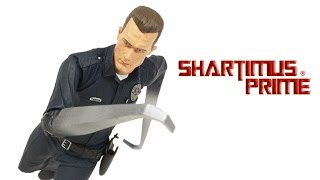 Download Terminator 2 Ultimate T-1000 Judgement Day NECA Toys T2 Movie Action Figure Review Video