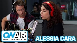Download Alessia Cara ″Here″ In Studio (Acoustic) | On Air with Ryan Seacrest Video