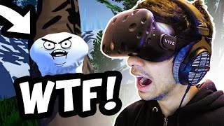 Download STRANGEST VR GAME EVER?! Video