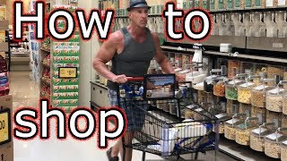 Download How To Grocery Shop | Bodybuilding Video