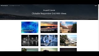 Download Drupal 8 - How To Create A Responsive Grid Video