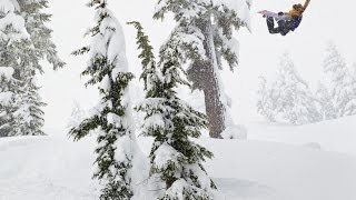 Download Deep Pow at Mt. Baker w/ the 686 Crew   TransWorld SNOWboarding Video