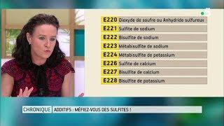 Download Additifs : méfiez-vous des sulfites ! - Le Magazine de la santé Video