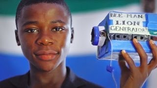 Download 15-Yr-Old Kelvin Doe Wows M.I.T. Video