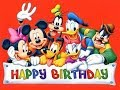Download Happy, Happy Birthday – Disney Song Video