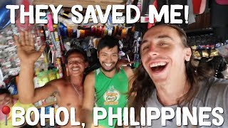 Download Local Filipinos help a stranded Foreigner in Bohol 🇵🇭 Philippines Travel Vlog Ep 24 Video