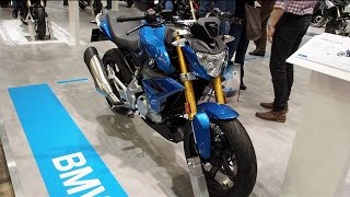 Download BMW G 310 R 2017 In detail review walkaround Interior Exterior Video