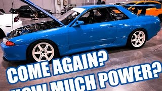 Download 1990 IMPORTED RHD Skyline making HOW MUCH POWER?! Video