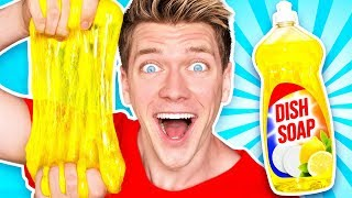 Download Making Slime out of Weird Objects! Learn How to Make No Glue Diy Best Slime vs Real Food Challenge Video
