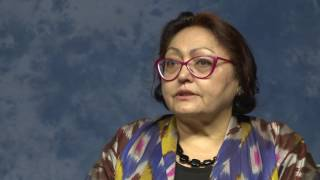 Download Interview with Dono Abdurazakova, Senior Gender Specialist in Office for Europe and Central Asia Video
