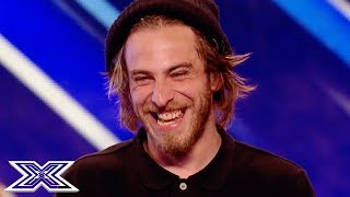 Download Homeless Contestant Changes His Life With FLAWLESS Audition! Video