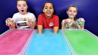 Download GELLI BAFF TOY CHALLENGE GAME! LOL Surprise Baby Dolls | Toys AndMe Video