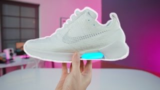 Download These $720 Self-Lacing Shoes Will Blow Your Mind Video