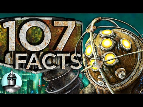 107 BioShock Facts YOU Should Know | The Leaderboard