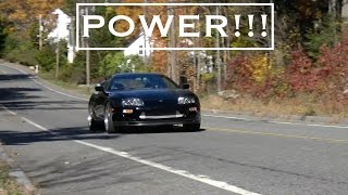 Download Single Turbo Toyota Supra Video