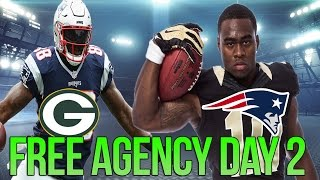 Download FUCKING SAINTS!? Brandin Cooks Traded to Patriots | Bennett Headed to Packers | FA Day 2 Talk + RANT Video