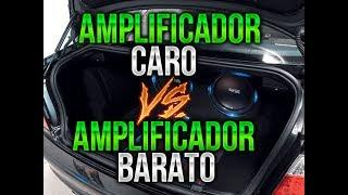 Download AMPLIFICADOR COSTOSO VS AMPLIFICADOR BARATO ( POTENCIA ) / CAR AUDIO Video