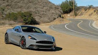 Download My Day With An Aston Martin Vanquish Video